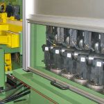 10-roll straightening machine for precision steel tubes