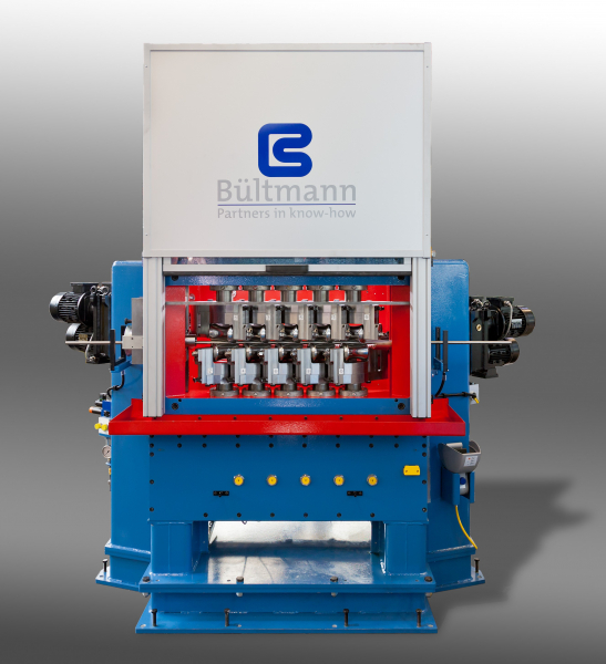 Bültmann Tube Straightening Machine