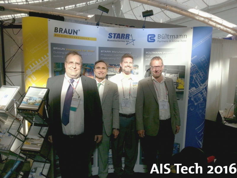 AISTech 2016 in Pittsburg